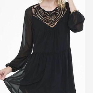 Express Boho Mini Dress